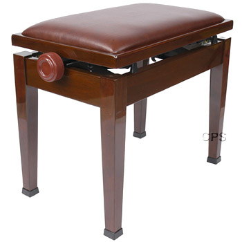 Adjustable Piano Bench With Quick Adjustment Cps Piano Bench